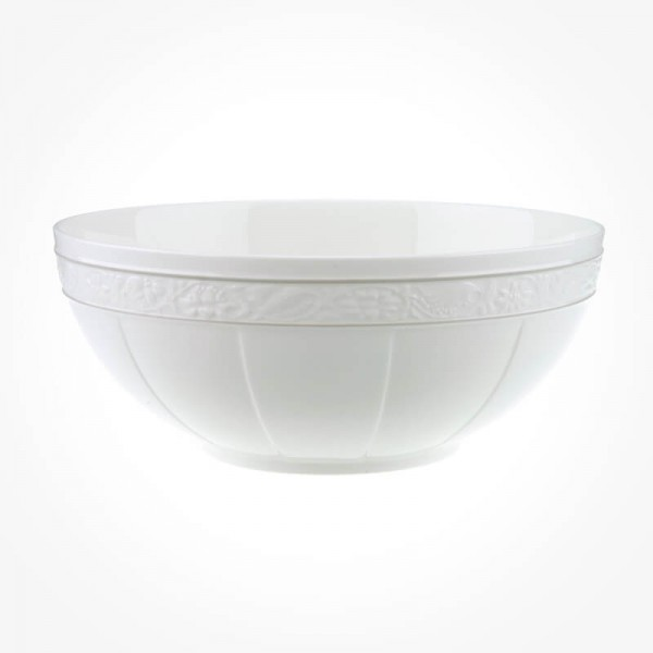 Gray Pearl Salad Bowl 24cm