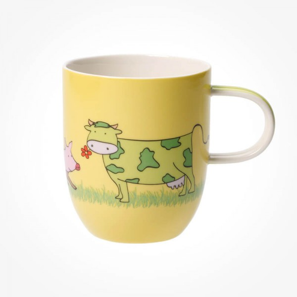 Farm animals Children kids mug