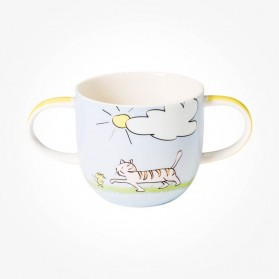Farm Animals Children mug with 2 handles