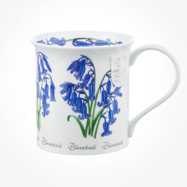 Dunoon Mugs Bute Spring Flowers Bluebell