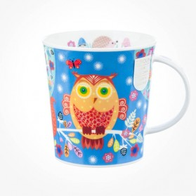 Dunoon Mugs Lomond Enchanted Wood Owl