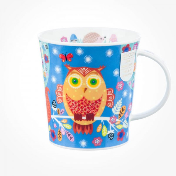 Dunoon Mugs Lomond Enchanted Wood Owl