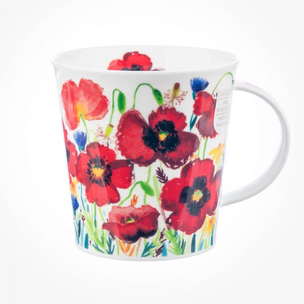 Dunoon Mugs Cairngorm Campagne POPPY
