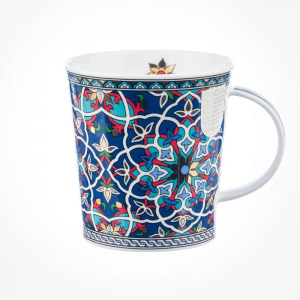 Dunoon mugs Lomond Sheikh Red