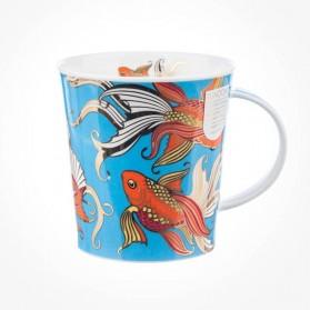 Dunoon Mugs Lomond Les Poissons GoldFish