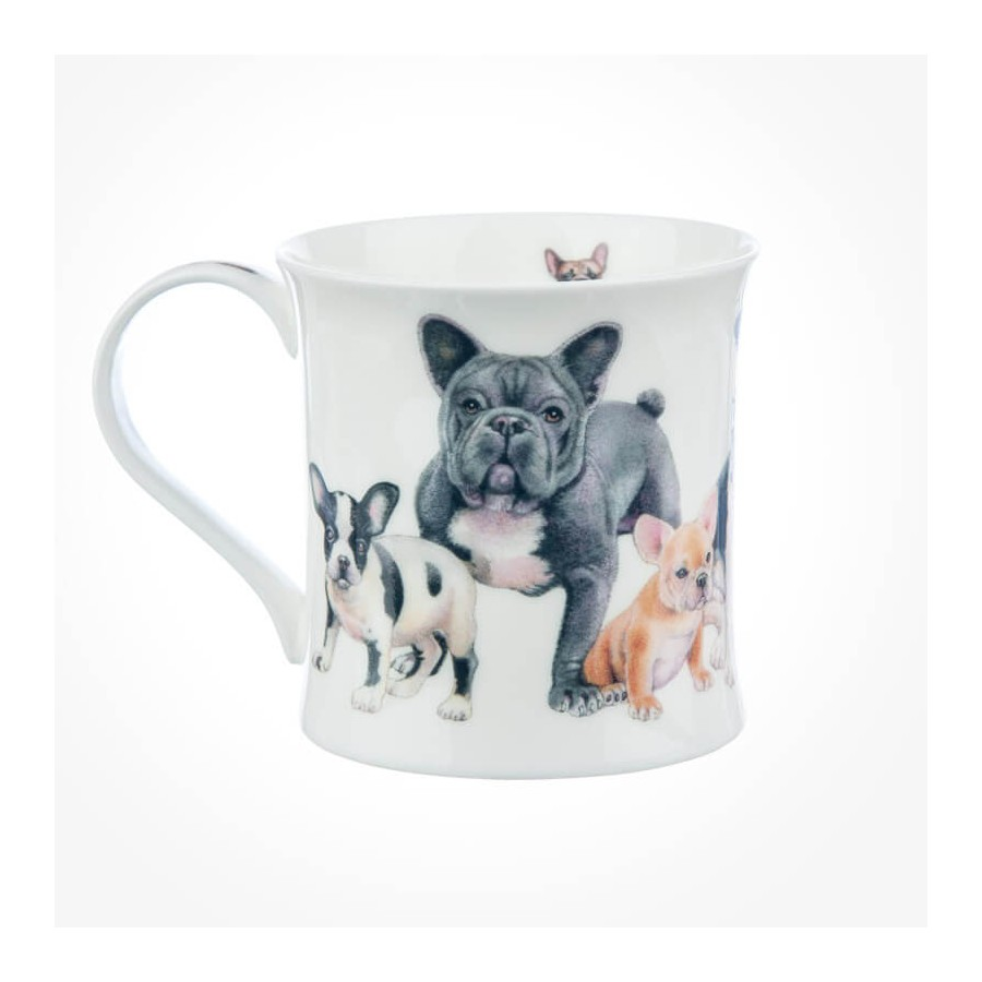 Wessex Designer Dogs French Bulldogs Dunoon Mugs