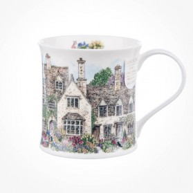 Dunoon Wessex Country Cottages Stone Mug
