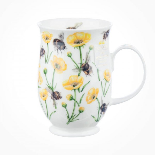 Suffolk Dovedale Buttercup Dunoon Mug