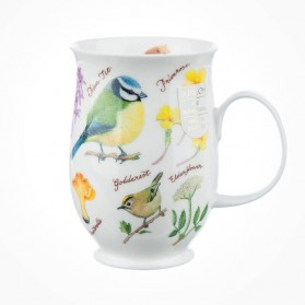 Dunoon Suffolk Woodland Blue Tit Mug