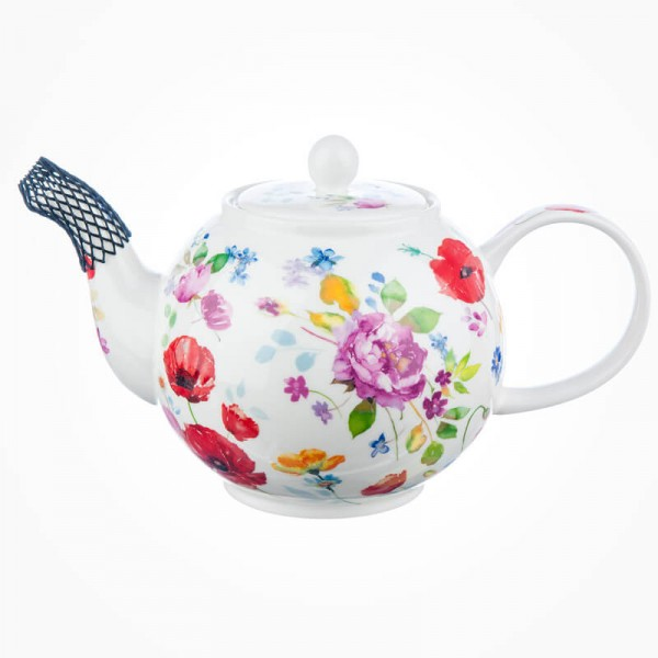 Dunoon Wild Garden Large Teapot 1.2L Gift Box