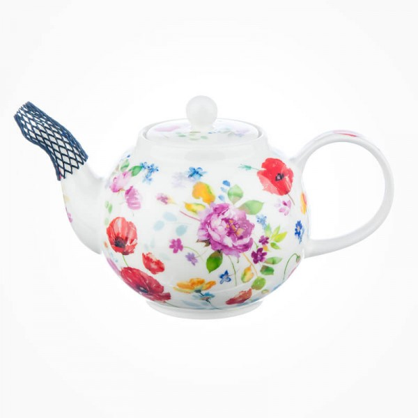 Dunoon Wild Garden Small Teapot 0.75L Gift Box