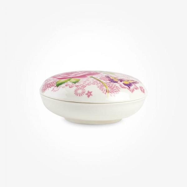 Villeroy Boch Rose Cottage Decorative Container