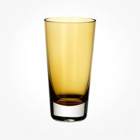Colour Concept Highball tumbler amber 160mm