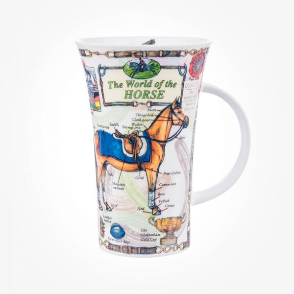 Dunoon Mugs Glencoe World of the Horse