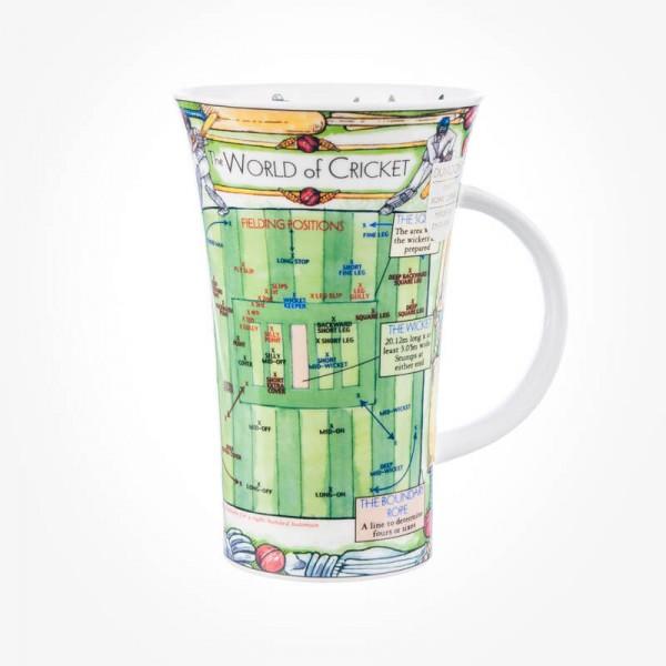 Dunoon Mugs Glencoe WORLD OF CRICKET