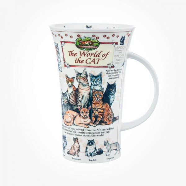 Dunoon Mugs Glencoe World of the Cat