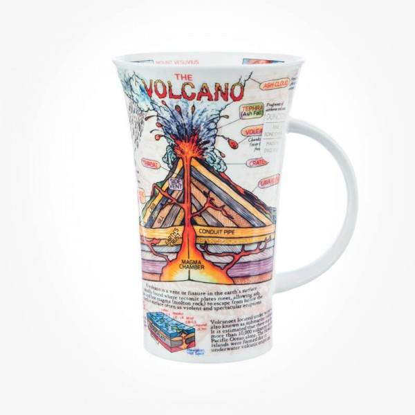 Dunoon Mugs Glencoe The Volcano