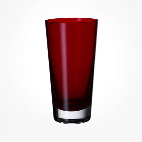 Colour Concept Highball tumbler red 160mm