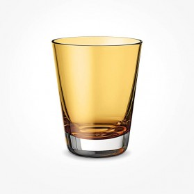 Colour Concept Tumbler amber 108mm