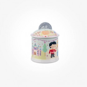 Little Rhymes CINDERELLA Money Box in hatbox