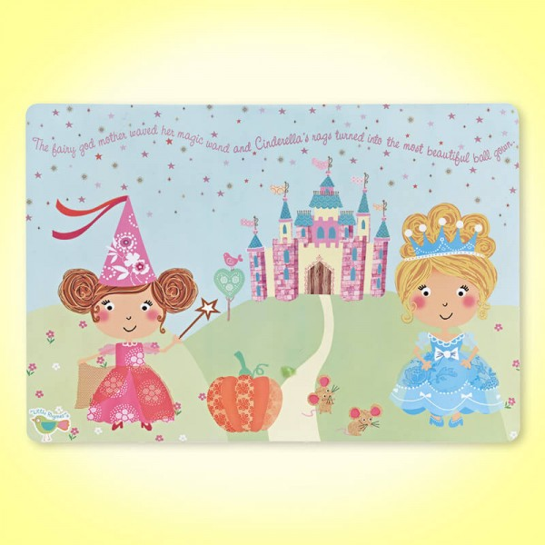 Little Rhymes Cinderella Placemat