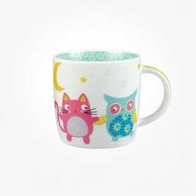 Little Rhymes The owl & Pussycat Spice Mug Dance by Moon