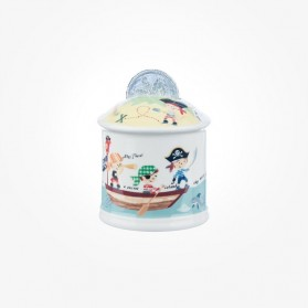 Little Rhymes Pirates of the Seven Seas Money Box Drum