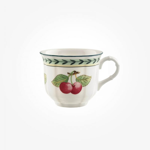 French Garden Coffee cup