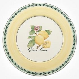 French Garden Buffet plate 30cm