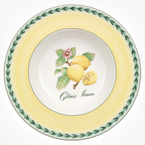 French Garden Deep plate Pasta plate 30cm
