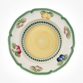 French Garden Fleurence Deep plate 23cm