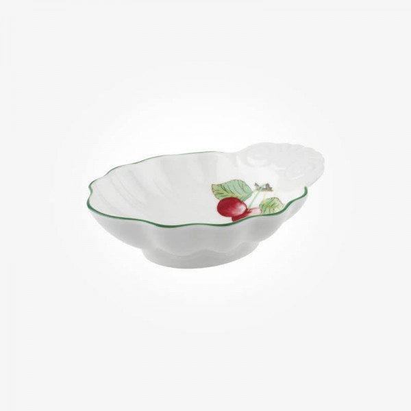 French Garden Individual Bowl 16X12cm