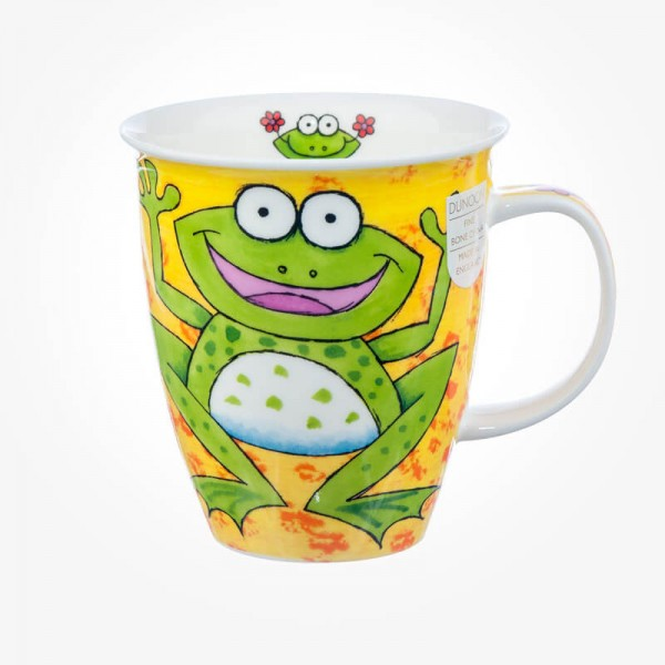 Dunoon Mugs Nevis Crazy Gang Frog