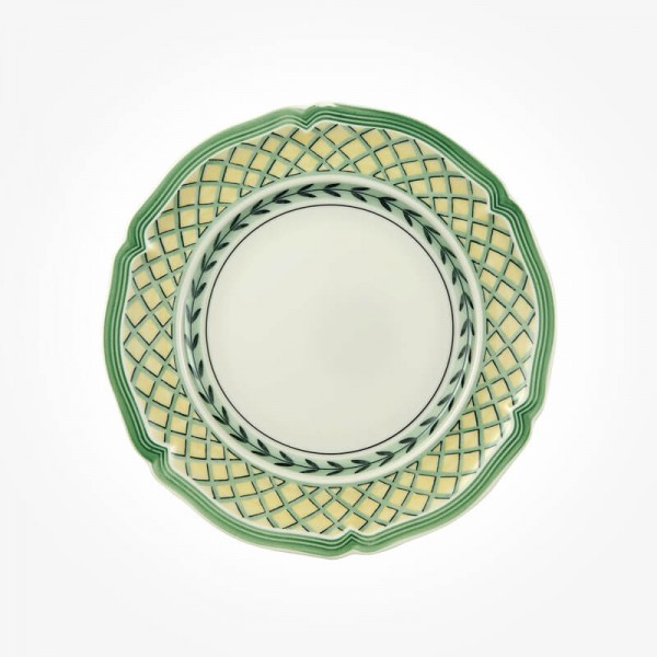 French Garden Orange Bread & Butter plate 17cm