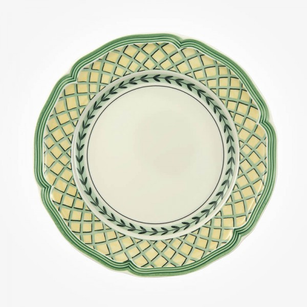 French Garden Orange Salad plate 21cm