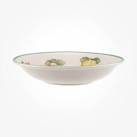 French Garden Pasta plate/Salad bowl 23cm