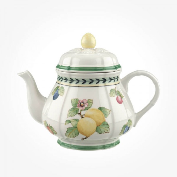 French Garden Teapot 6 pers