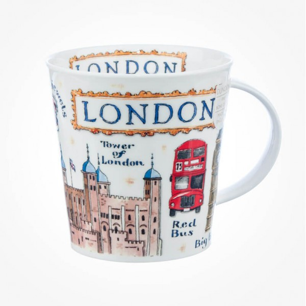 Dunoon Mugs Cairngorm London