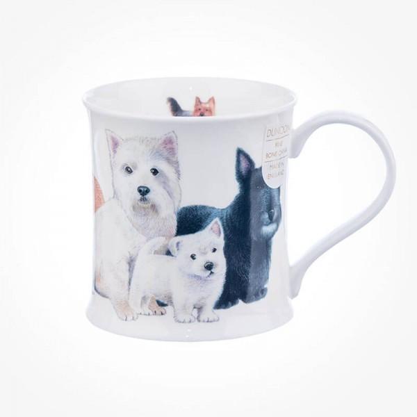 Dunoon Wessex Dogs & Puppies Westie Mug