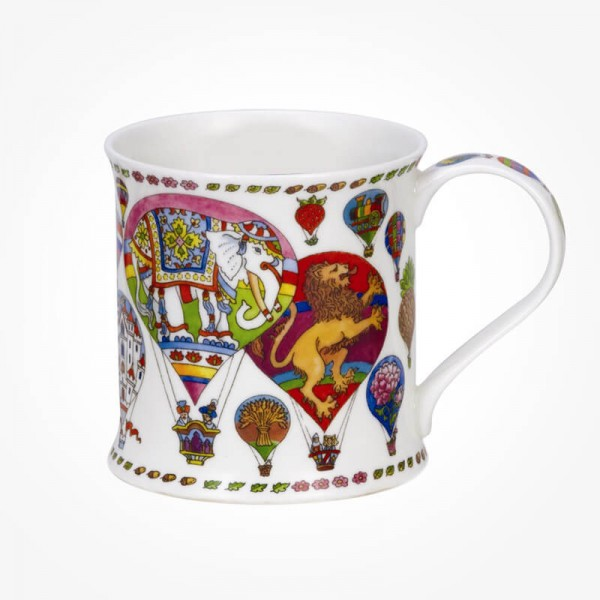 Dunoon Mugs Wessex Montgolifier Elephant
