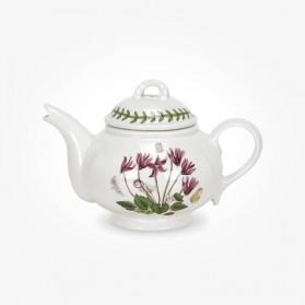 Botanic Garden Teapot 1 Cup Cyclamen