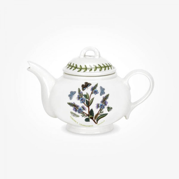 Botanic Garden Teapot 1 Cup Speedwell