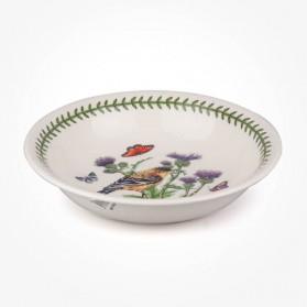 Botanic Garden Birds Pasta Bowl 10