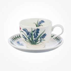 Portmeirion Flower of the Month May Teacup and Saucer Giftboxed
