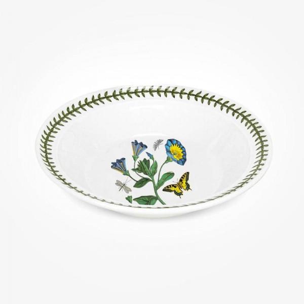 Portmeirion Botanic Garden 8 inch Soup Plate Convolvulus