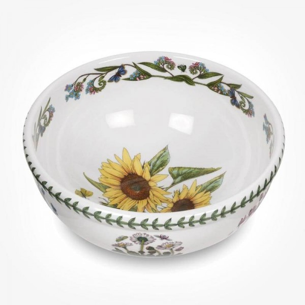 Portmeirion Botanic Garden Sunflower 10 inch Salad Bowl