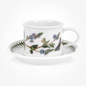 Portmeirion Botanic Garden Breakfast Cup & Saucer (D) Speedwell