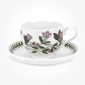 Portmeirion Botanic Garden Breakfast Cup & Saucer (T) Rhododendron