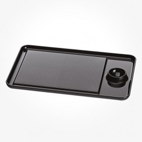 Koziol eiBRETT Snack Board solid black