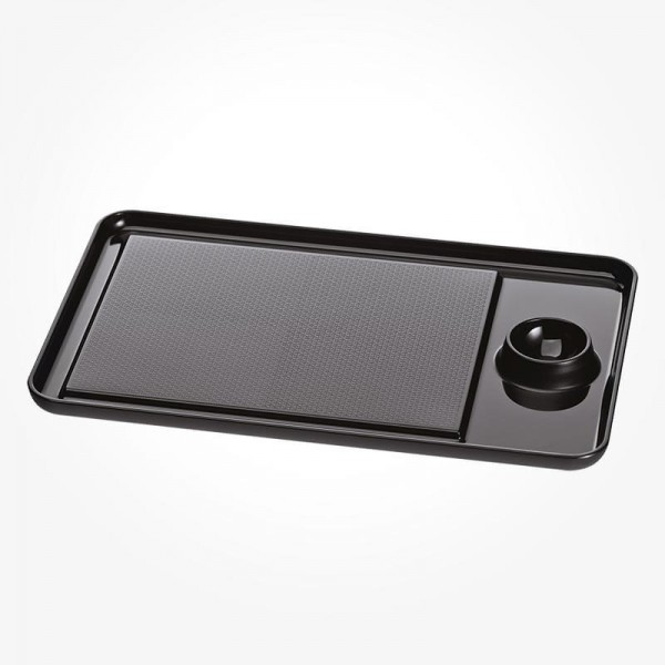 Koziol eiBRETT Snack Board solid black